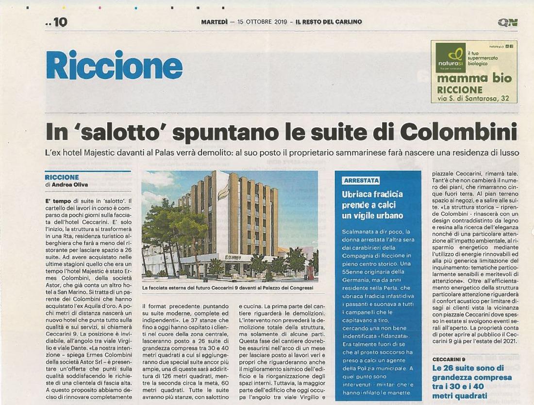 Realtà fotografica o fotorealismo: Hotel Ceccarini 9